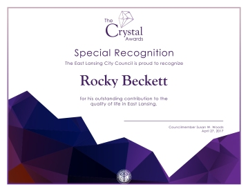 Crystal Awards Certificates 2017-1